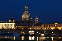 Dresden Altstadt Royalty Free Stock Images