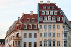 Dresden architecture, Germany Royalty Free Stock Images