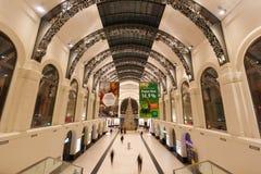Dresden centralstation Royaltyfria Foton