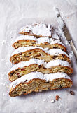 Dresden Christmas Stollen Royalty Free Stock Photo