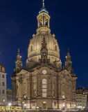 Dresden Church Royalty Free Stock Image