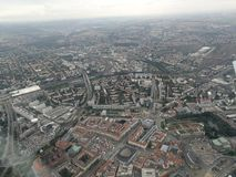 Dresden city Stock Image