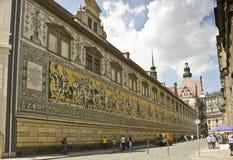 Dresden, Deutschland Stockfoto