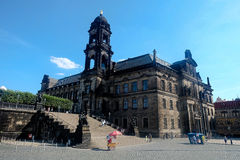 Dresden, Deutschland lizenzfreies stockfoto