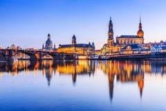 Dresden, Deutschland Stockfotografie