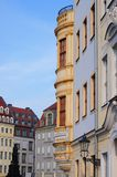 Dresden downtown Royalty Free Stock Image