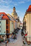 Dresden stock image