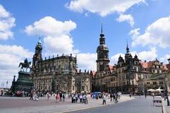 Dresden, Duitsland stock afbeeldingen
