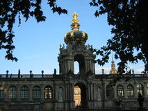 Dresden, Duitsland 3 royalty-vrije stock foto's