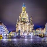 Dresden Duitsland Stock Foto