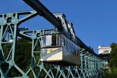 Dresden-Einschienenbahn Stockbilder