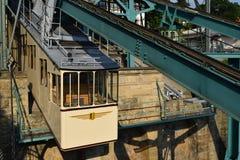 Dresden-Einschienenbahn Lizenzfreies Stockfoto