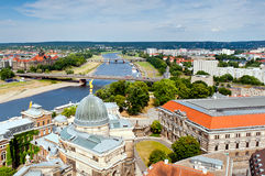 Dresden Royalty Free Stock Photography