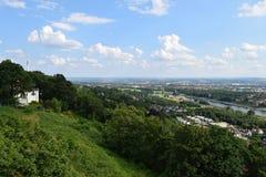 Dresden Elbe Valley Стоковая Фотография RF