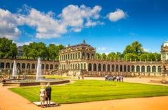 Dresden en zijn omgeving Royalty-vrije Stock Foto