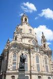 dresden frauenkirche Obraz Royalty Free