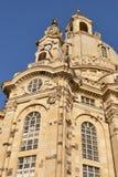 Dresden Frauenkirche Stock Images