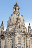 Dresden Frauenkirche Stock Photos