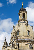 Dresden Frauenkirche 04 Stock Photography