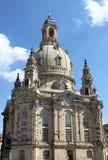 dresden frauenkirche Germany Obrazy Royalty Free