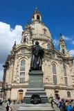 Dresden Frauenkirche 06 Stock Image