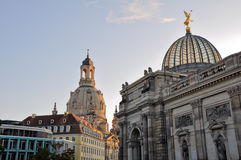 Dresden (Germany) Royalty Free Stock Photos