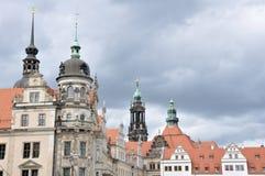 Dresden (Germany) Royalty Free Stock Photo