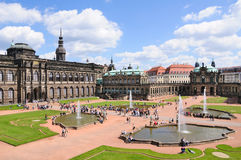 dresden germany Royaltyfri Foto