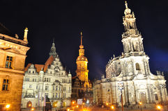 dresden Germany obraz royalty free