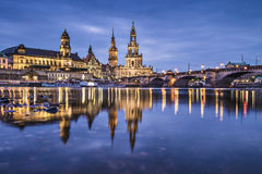 Dresden Royalty Free Stock Photo