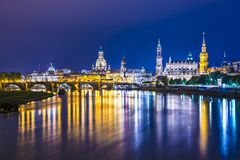 Dresden Royalty Free Stock Images