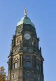 Dresden Germany City Hall stock photos