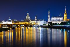 Dresden Germany Royalty Free Stock Photography