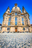 Dresden, Germany - Frauenkirche Royalty Free Stock Photography