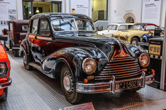 DRESDEN, GERMANY - MAI 2015: EMW 430-2 Taxi - Limousine 1952 in Stock Photos