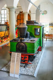 DRESDEN, GERMANY - MAI 2015: Pechot-Bourdon Pechot-Bourdon Fair Stock Photography