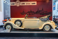 DRESDEN, GERMANY - MAI 2015: Roehr 8 Type F 1933 in Dresde Stock Photo