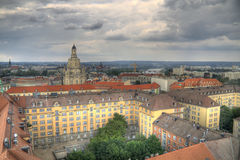 Dresden in HDR Royalty Free Stock Image