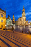 Dresden. Royalty Free Stock Photo