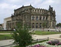 Dresden i Sachsen Arkivbilder