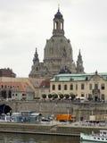 Dresden i Sachsen Royaltyfri Fotografi