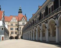 Dresden i Sachsen Fotografering för Bildbyråer