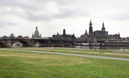 Dresden i Sachsen Royaltyfri Foto