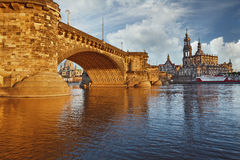 Dresden. Royalty Free Stock Photo