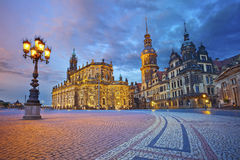 Dresden. Stock Photos