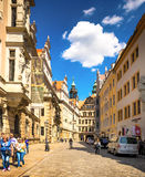 Dresden and its surroundings. Stock Photography