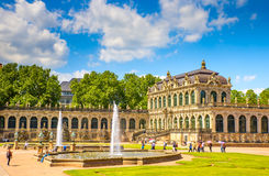 Dresden and its surroundings. Royalty Free Stock Photo