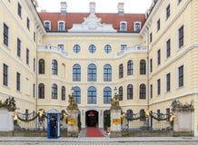 Dresden. Kempinski Hotel. Royalty Free Stock Photography