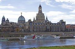 Dresden landscape Stock Images