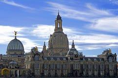 Dresden landscape Stock Photo